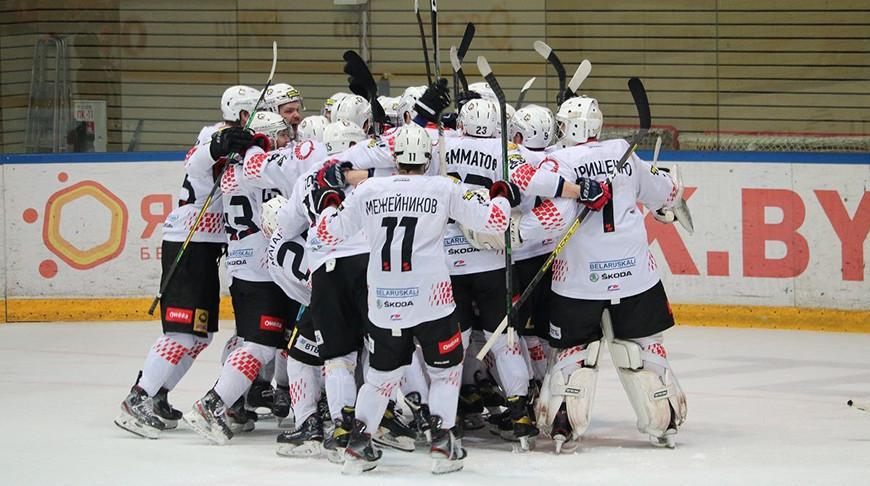 Хоккеисты «Гомеля» вышли в финал Кубка Президента