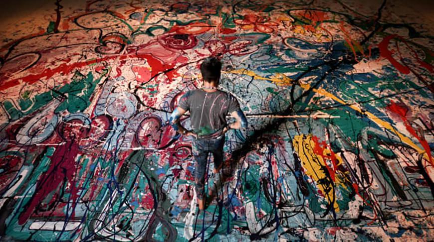 Самая большая в мире картина на холсте продана на аукционе в Дубае за $62 млн