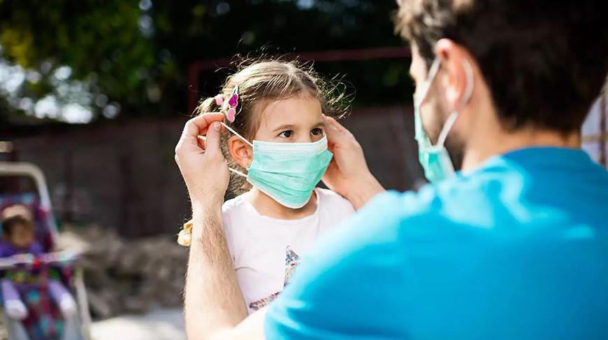 Во Франции заболеваемость COVID-19 среди детей удвоилась — эпидемиолог