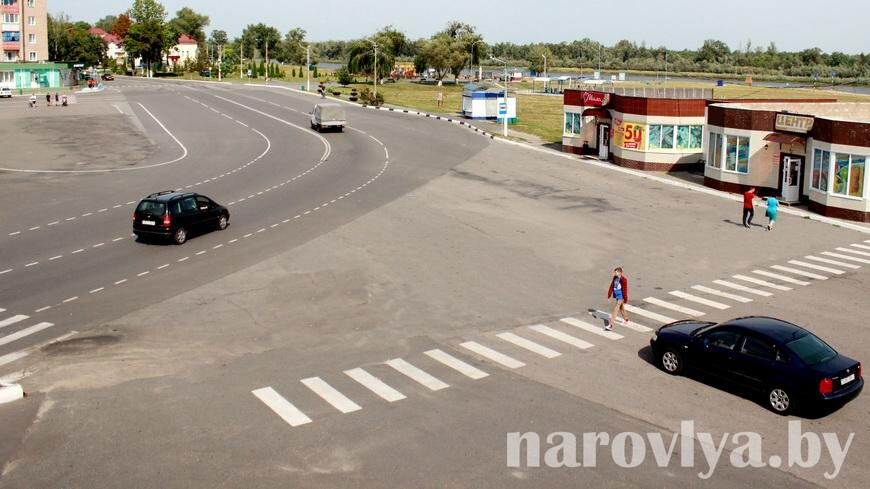 ГАИ Наровлянского района усиливает контроль