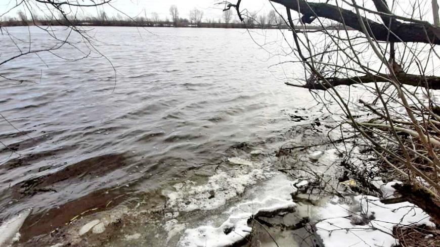 В Речицком районе в Днепре утонула двухлетняя девочка