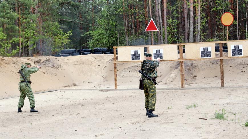 Внимание: учебно-боевые стрельбы!