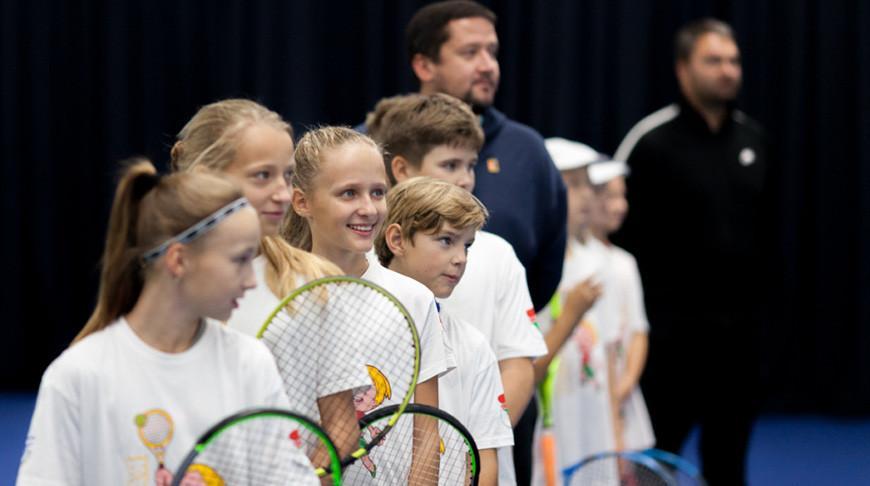 Юные белорусские теннисисты поспорят за «Золотую ракетку»