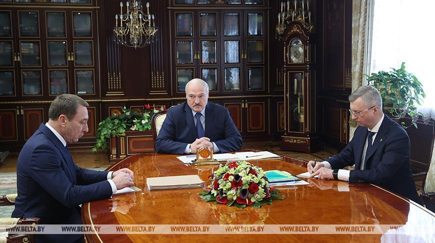 Лукашенко: защита внутреннего рынка и отечественных производителей — вопрос номер один