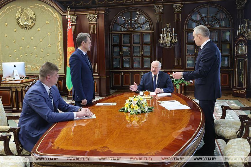 Лукашенко назначил новых помощников — инспекторов по Минской и Гомельской областям