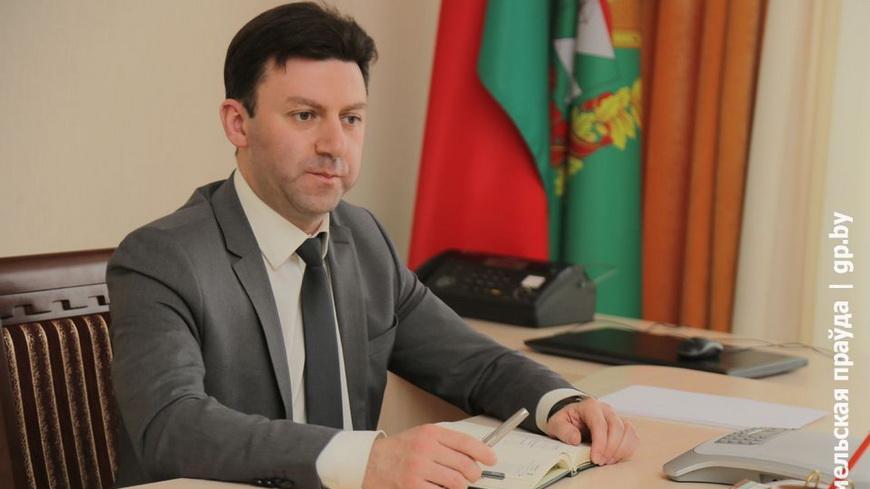 Интервью с Дмитрием Рудковским, начальником управления ЖКХ и по проблемам ликвидации последствий катастрофы на ЧАЭС облисполкома