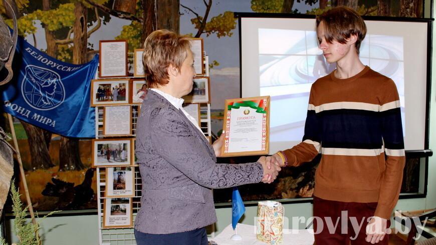 Белорусскому фонду мира — 60 лет
