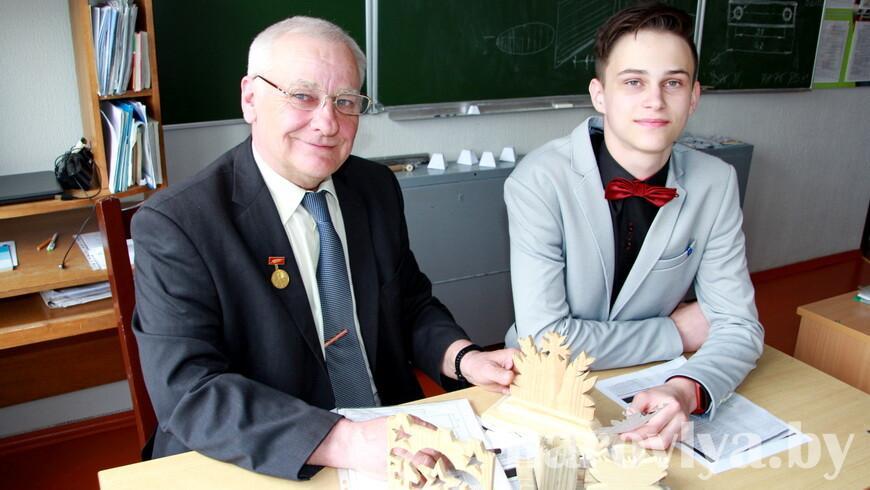 Чем знаменит учащийся СШ № 3 Станислав МИНЧУК?