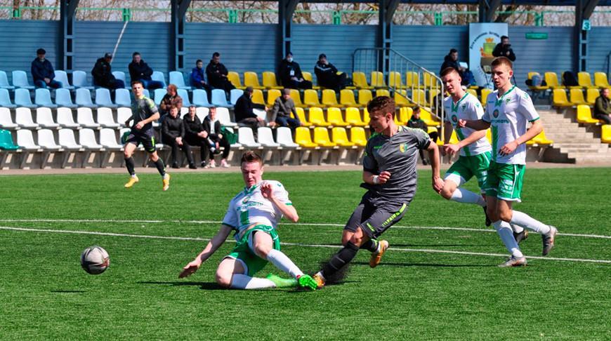 «Гомель» победил «Неман» в чемпионате Беларуси по футболу
