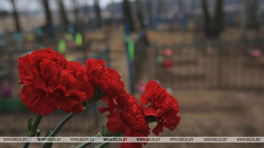 Посетить кладбища в зоне отчуждения без пропусков можно будет 8-11 мая