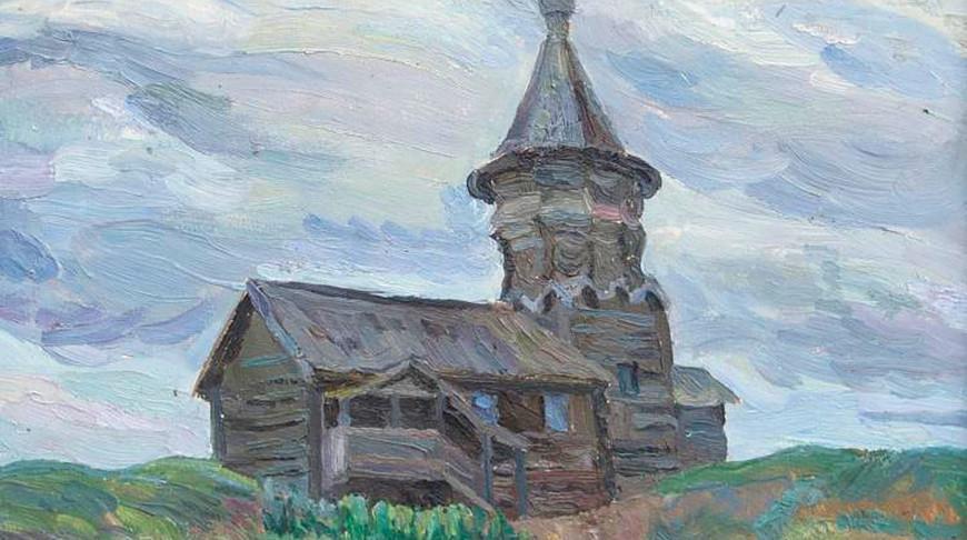 Выставка Михаила Поповича «Пейзажи, рожденные сердцем» откроется в Гомеле
