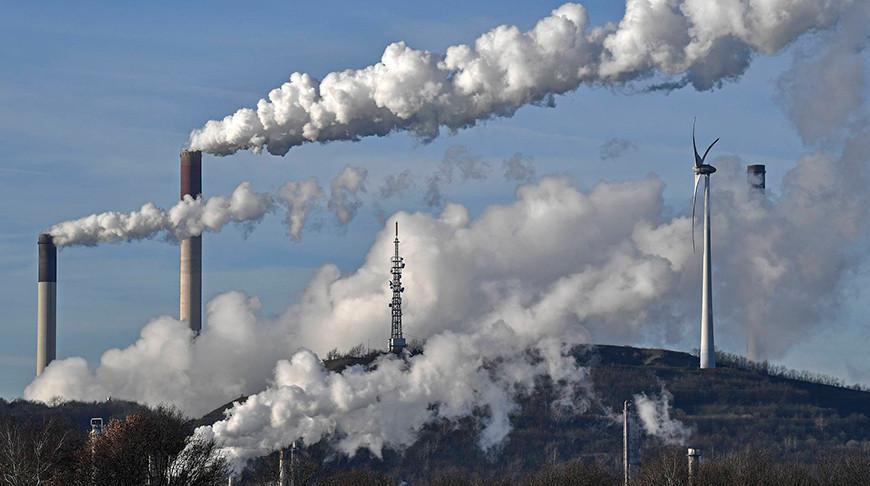 Обсерватория США зафиксировала рекордную концентрацию углекислого газа в атмосфере Земли