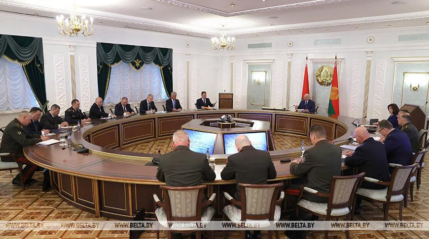В Беларуси повышают роль Совбеза — Лукашенко расставил акценты в резонансной теме