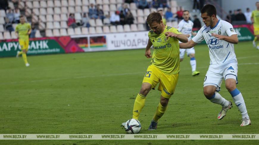 БАТЭ в пятый раз выиграл Кубок Беларуси по футболу