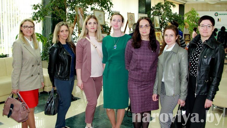Женщины из Наровли приняли участие в областном форуме
