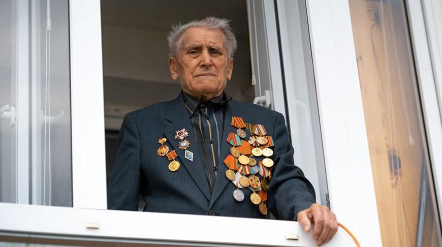 Ветераны достойны особого почитания — Соловей