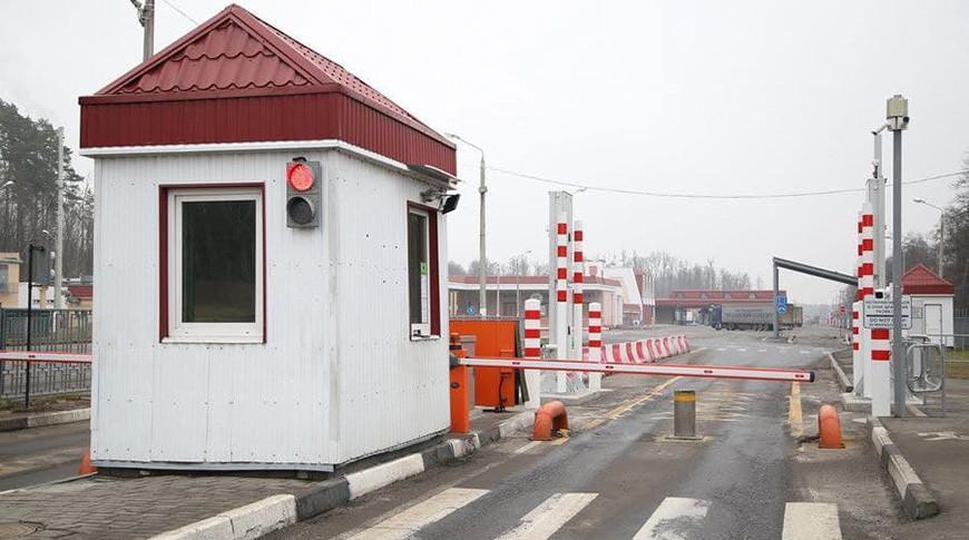 Дезинфекция транспорта для въезда через «Новую Гуту» с 1 июля будет обязательной