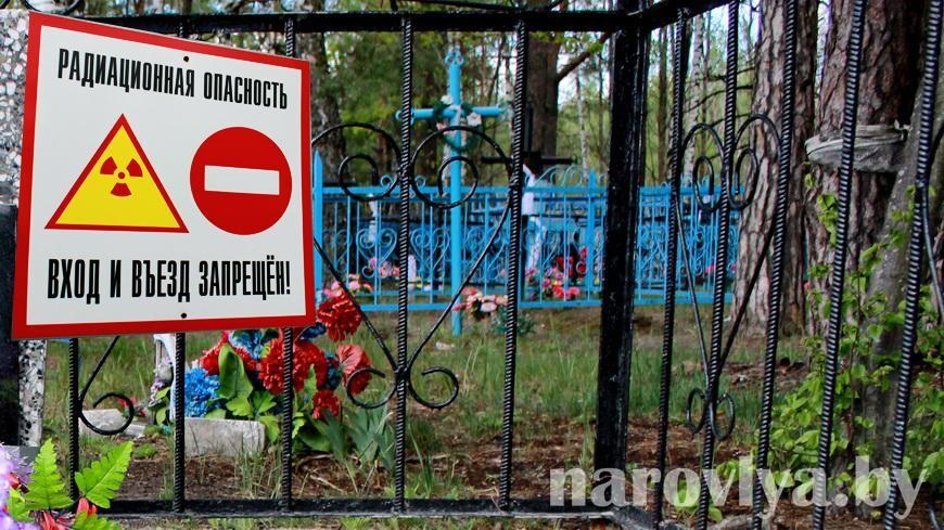 Посещая кладбища в зоне отчуждения, нельзя отклоняться от маршрута — МЧС