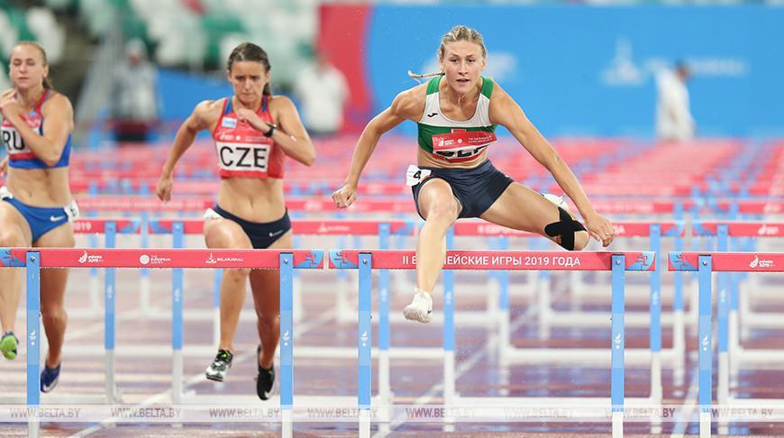 Белорусские легкоатлетки выиграли две медали на международном турнире в Германии