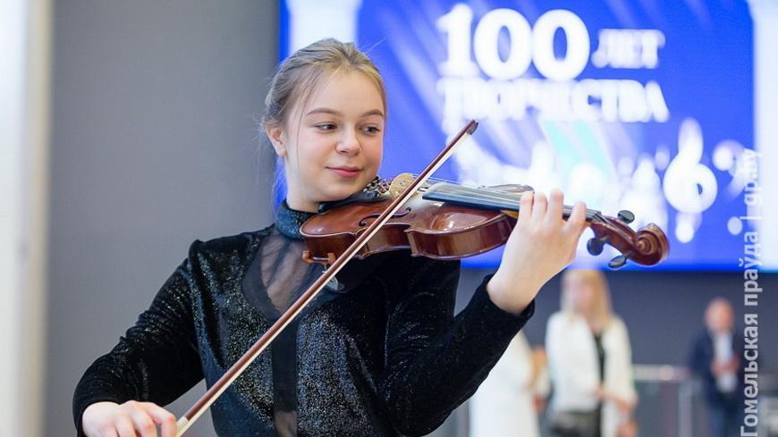 Колледж искусств имени Н.Ф. Соколовского отметил 100-летие