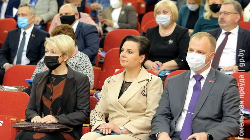 В Гомеле прошел пленум совета областного объединения профсоюзов