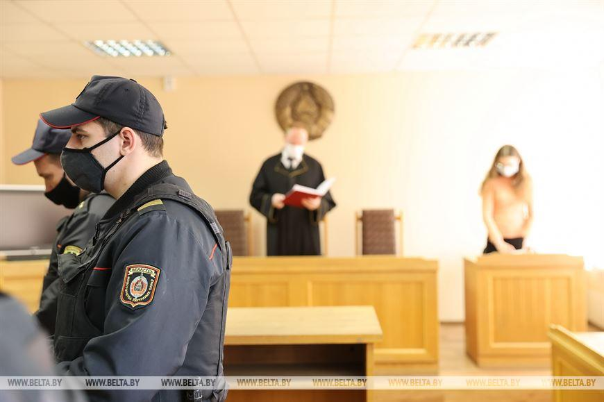 На четверых 24,5 года — в Гомеле вынесли приговор по делу доверенных лиц Тихановской