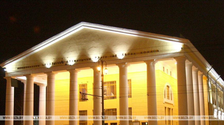 Коласовский театр покажет премьеру с песнями о войне