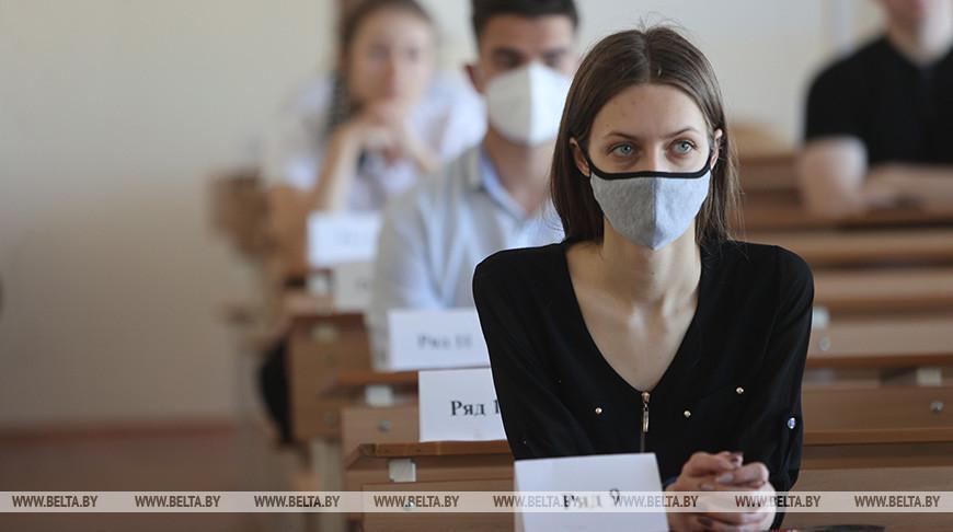 Централизованное тестирование началось в Беларуси
