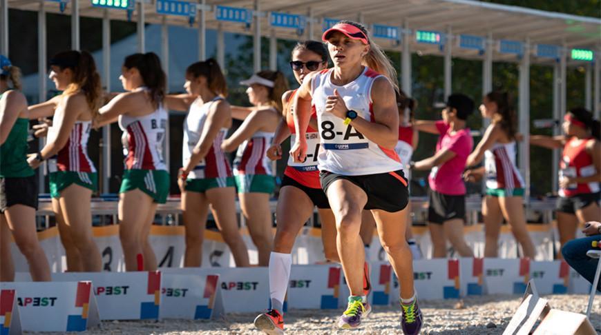 Анастасия Прокопенко завоевала золото на ЧМ по современному пятиборью в Каире