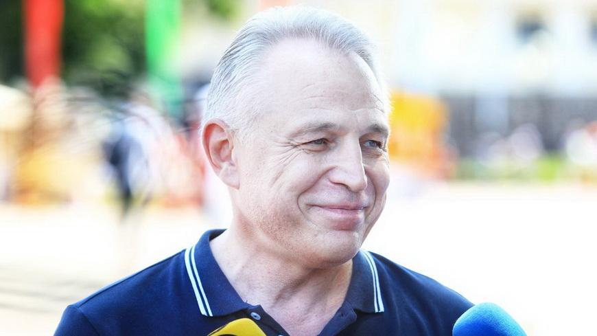 Михаил Орда: «Вытокi» наполнены атмосферой народного единения»