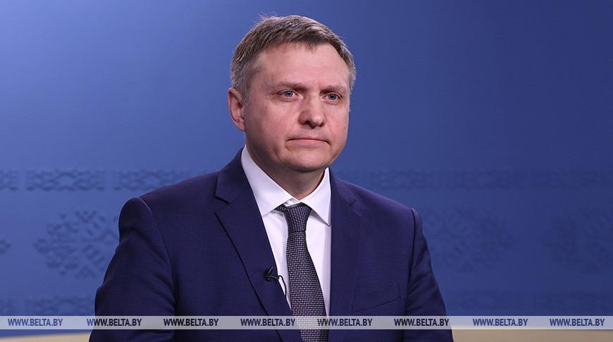 Червяков: необходимо максимально задействовать потенциал пострадавших от катастрофы на ЧАЭС территорий