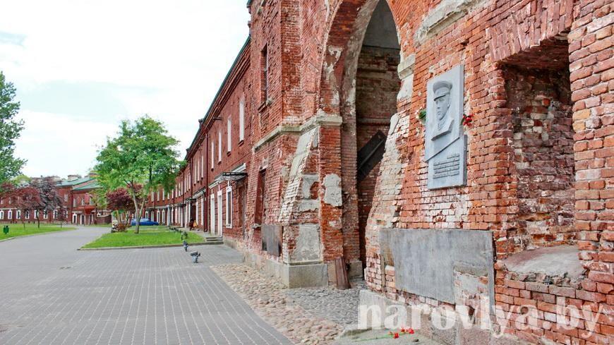 Пограничники в Брестской крепости проведут акцию «Боевой расчет»
