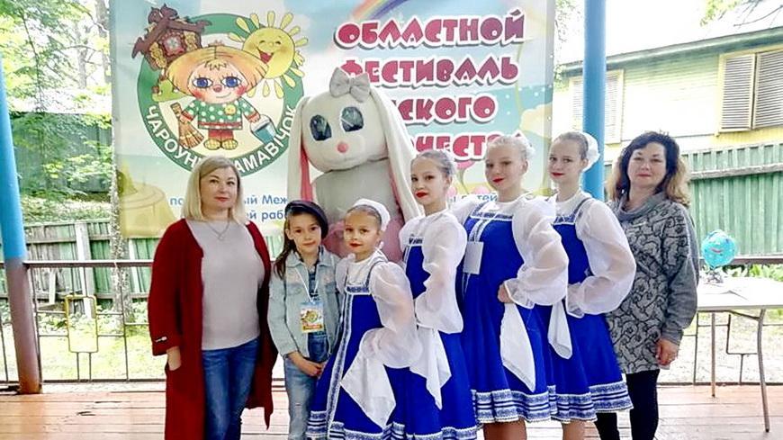 Профсоюзы Гомельщины устроили праздник для детей