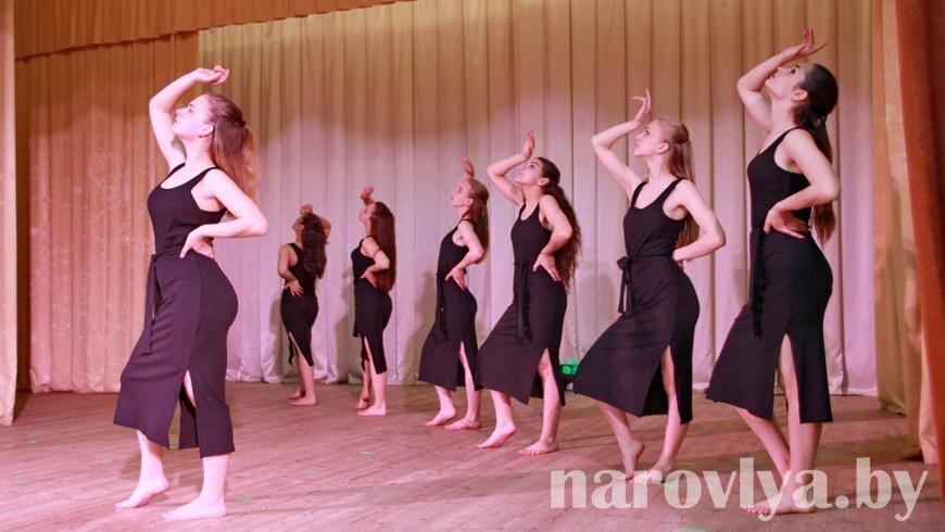 Отчетный концерт воспитанников центра творчества детей и молодежи прошел в РДК