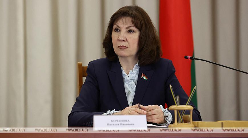 Кочанова: молодежь должна осознавать, что защита Родины — это долг