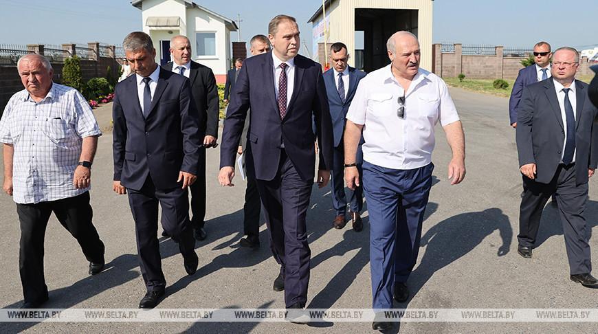 Точки роста и грамотная стратегия — Лукашенко обозначил акценты в развитии небольших районов