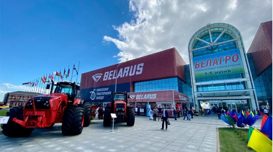 Предприятия сельхозмашиностроения Беларуси и России подписали меморандум о сотрудничестве