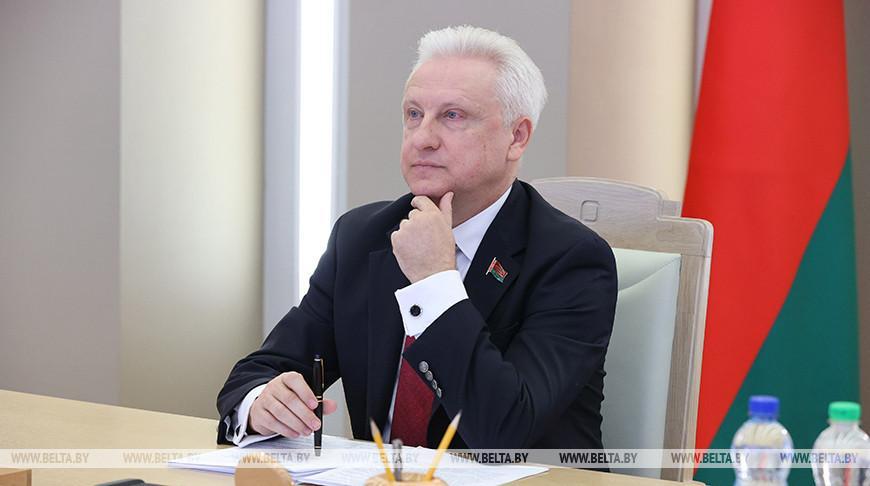 Рачков: давление Запада накаляет обстановку вокруг Беларуси и ведет к росту напряженности в регионе