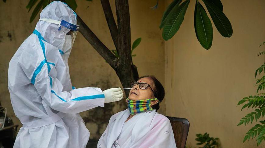 Новую мутацию коронавируса обнаружили в Индии