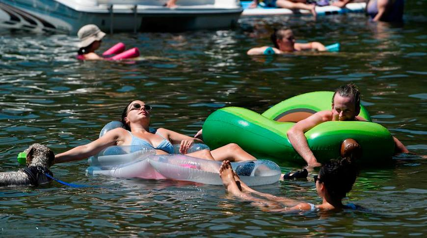 Жертвами аномальной жары в Канаде стали более 100 человек