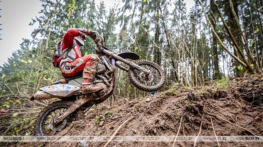 Этап чемпионата Беларуси по эндуро соберет мотоспортсменов в Полоцком районе