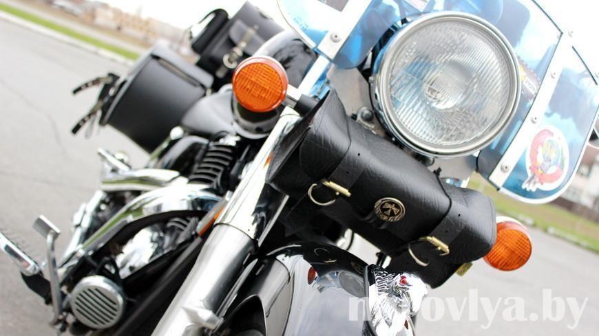 Прокат на Harley и селфи с байкером — мотоклуб подарит праздник детям