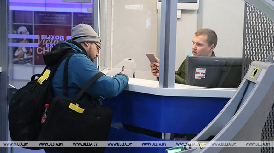 Порядок пересечения белорусской границы изменен с 17 июля