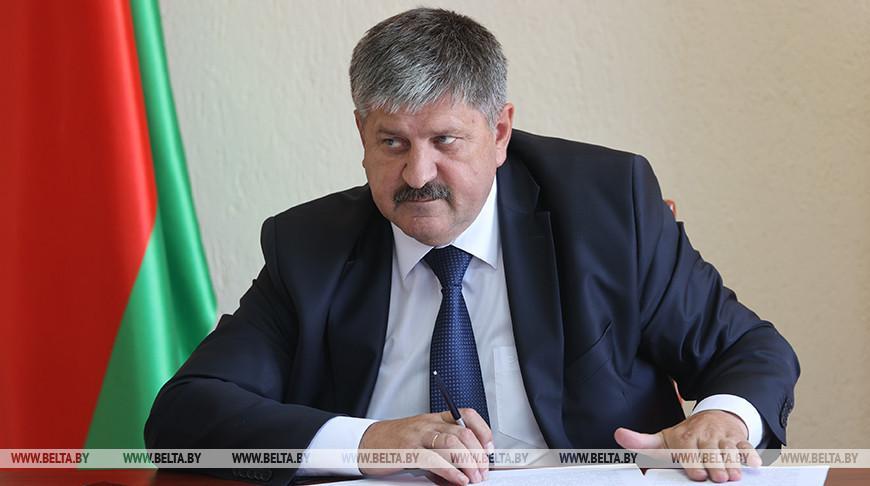 Дорожные вопросы и аренда водохранилища — Соловей провел прямую линию и прием граждан в Светлогорске