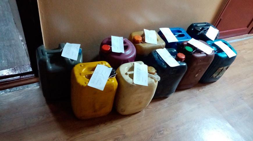 Тракторист из Светлогорского района похитил 200 л дизтоплива и продал ИП