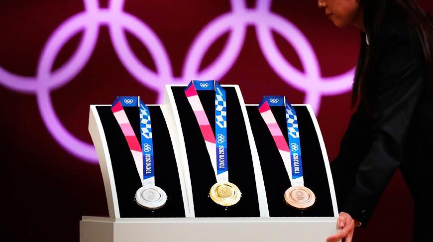 Первые комплекты наград будут разыграны на Олимпиаде в Токио