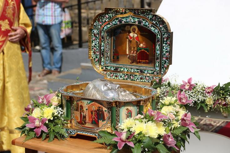 В Мозырь прибудет ковчег с мощами святого благоверного князя Александра Невского