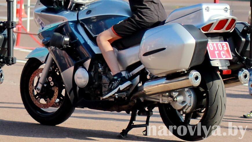 ГАИ Наровлянщины проконтролирует мотоциклистов