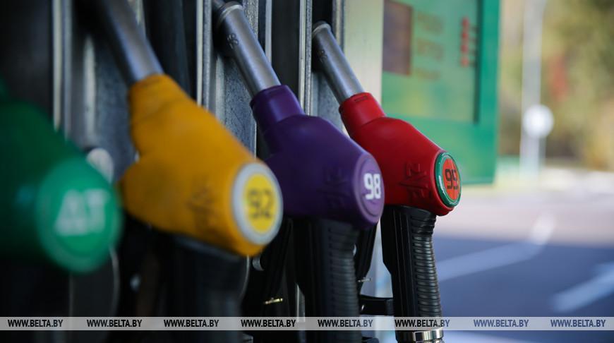 Автомобильное топливо в Беларуси с 13 июля дорожает на 1 копейку