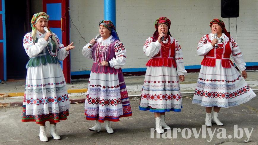 День деревни отметили сельчане Грушевки